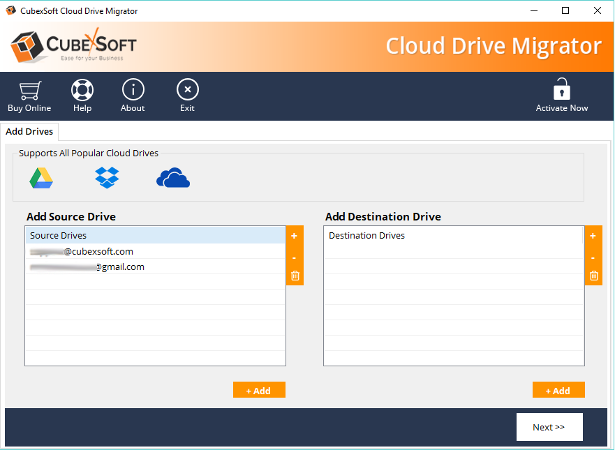 Google Drive Migration to OneDrive